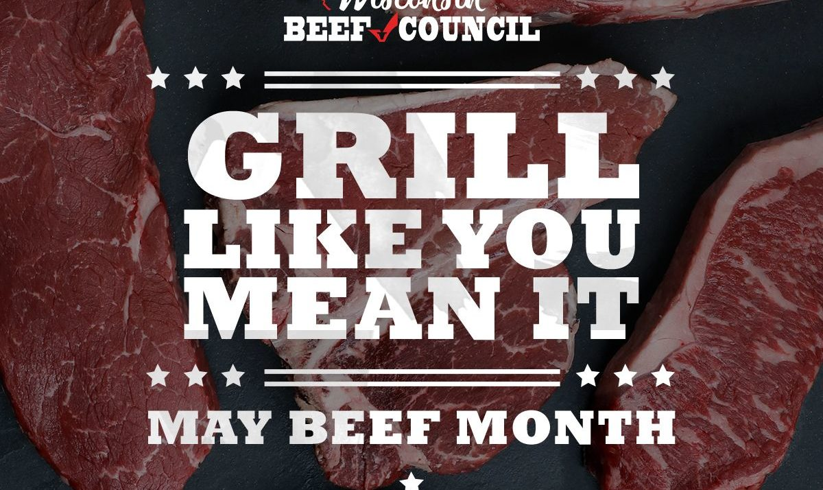 May Is Beef Month In Wisconsin