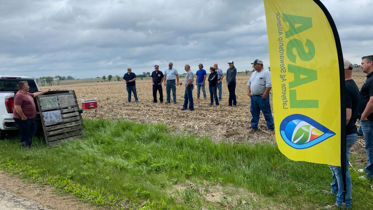Soil Health Improves with No-Till