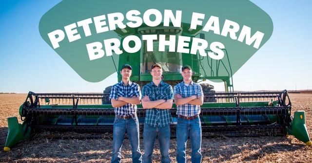 Peterson Farm Bros To Entertain Wisconsin FFA