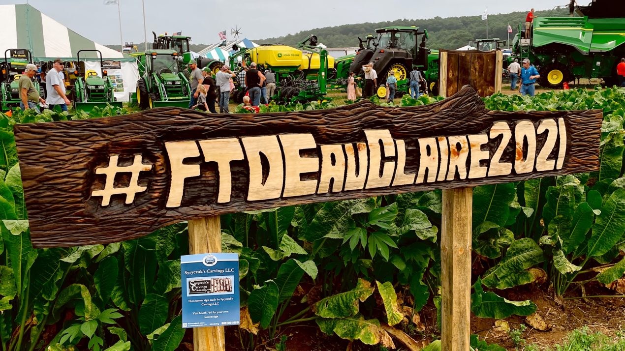 My First Experience at WI Farm Tech Days