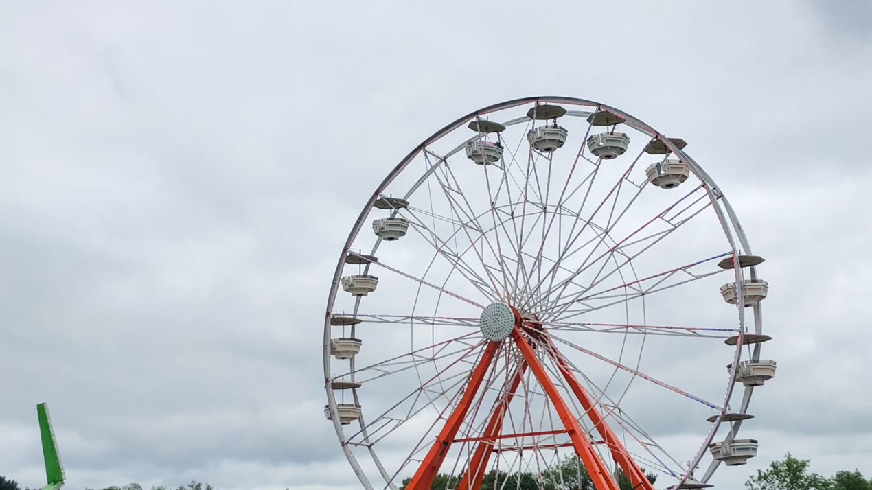 The Wonderful Sites, Sounds and Smells: Northern WI State Fair