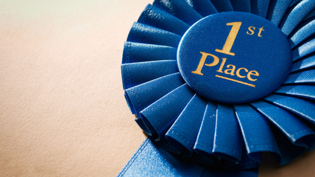 Blue Ribbon Project Winners Announced