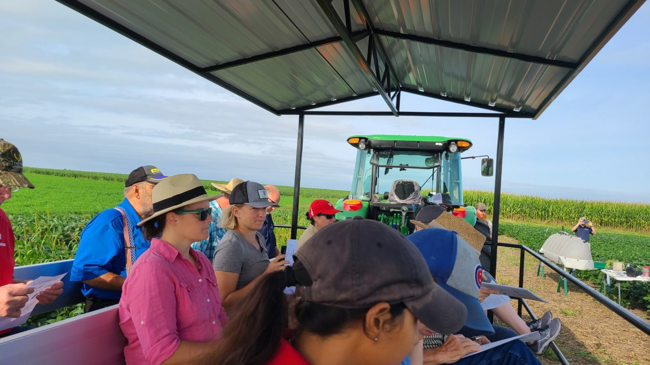 Field Days Provide Many Resources