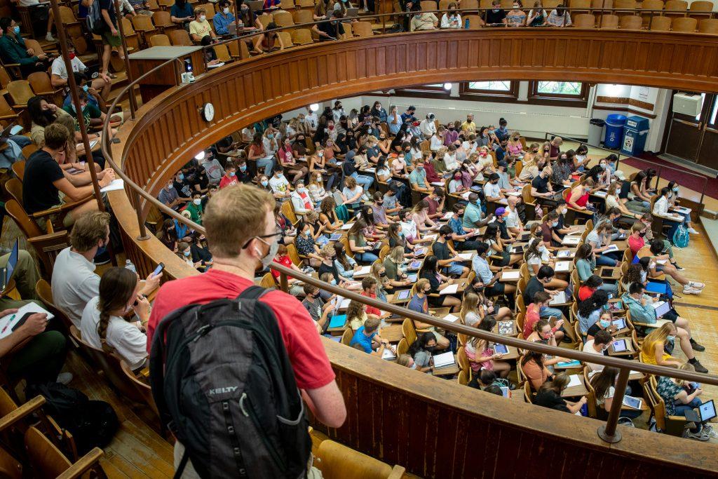 CALS Captures Back-To-School Moments