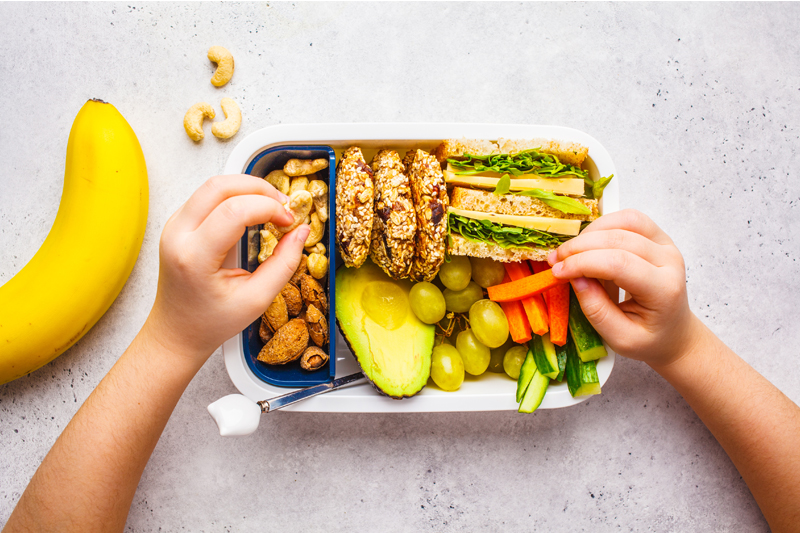 Back to School Healthy Eating Habits