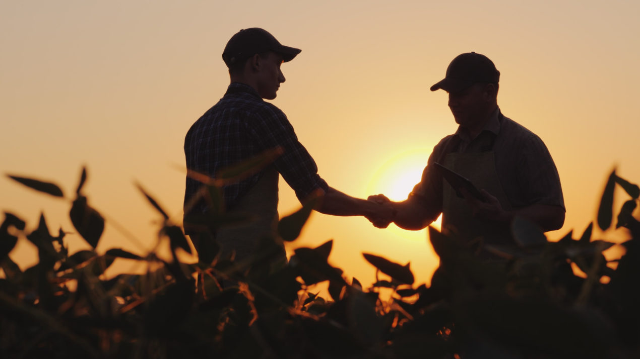 Celebrate National Farmers Day!