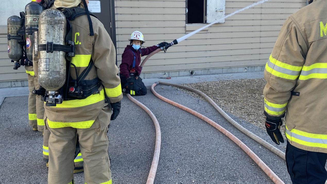 Strengthening The Firefighter Workforce